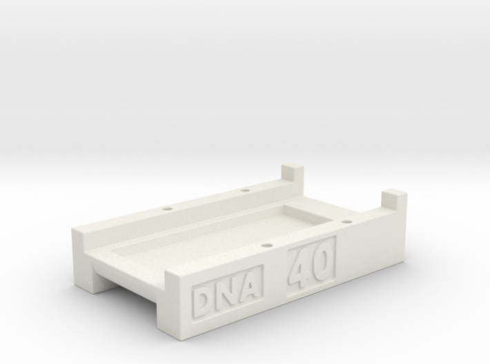 DNA 40 CHIP MOUNT LARGE SCREEN V1 3d printed
