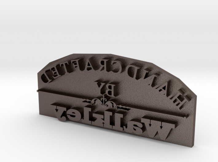 Walkley 3d printed