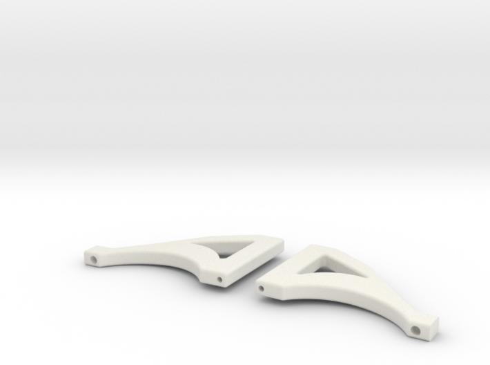 Querlenker Hinten Oben STL 3d printed