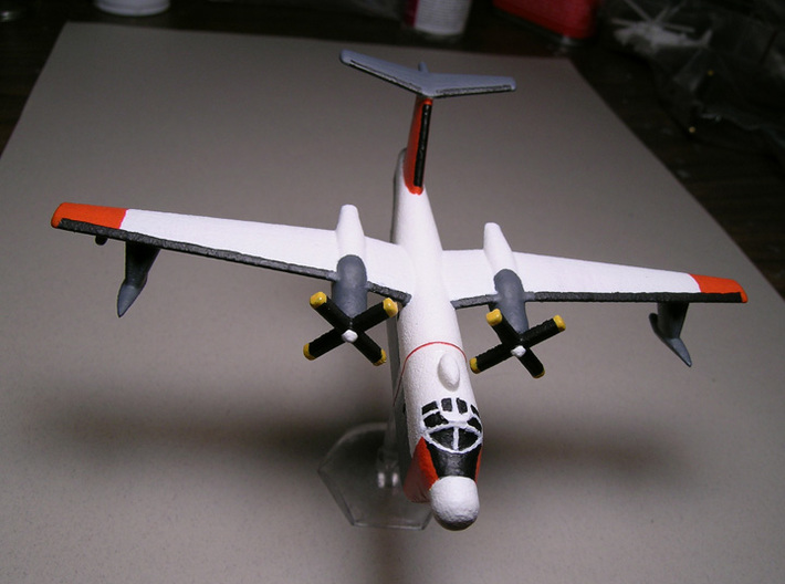 1/700 Martin P5M-2 Marlin (x2) 3d printed 1/285 Version. Paintwork by Fred Oliver.