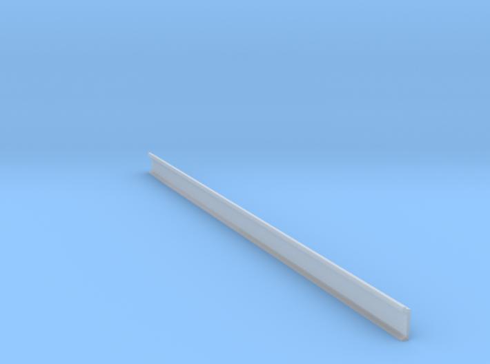 H0 Platform wall / perronwand 1:87 200mm 3d printed