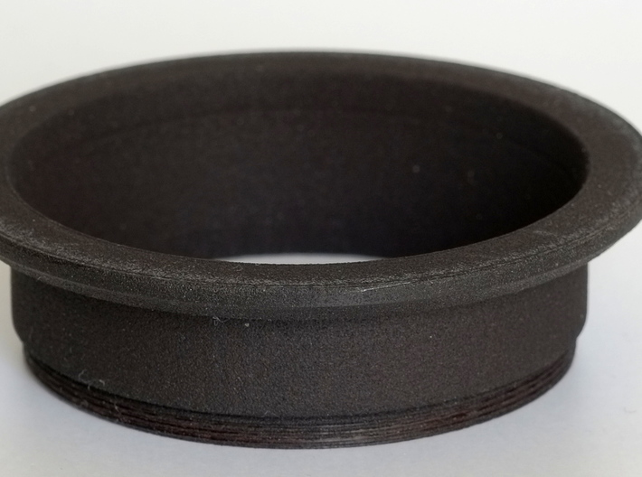 Pentax 31mm Adapter Lee Seven5 3d printed Photo of the prototype