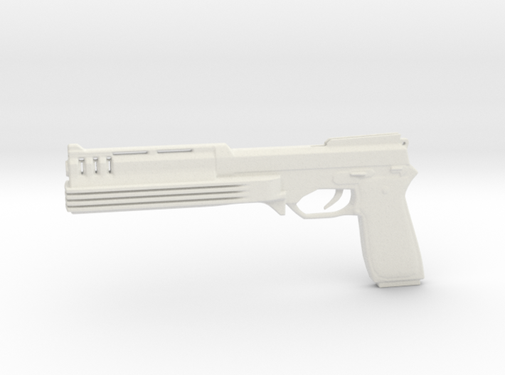 Auto9 scaled 3d printed
