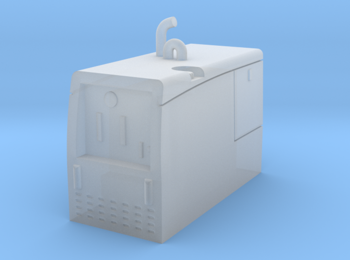 1/87 Generator/Welder Trailblazer 302 Gas 3d printed