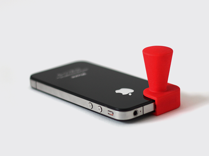 Iphone5 Cone 3d printed