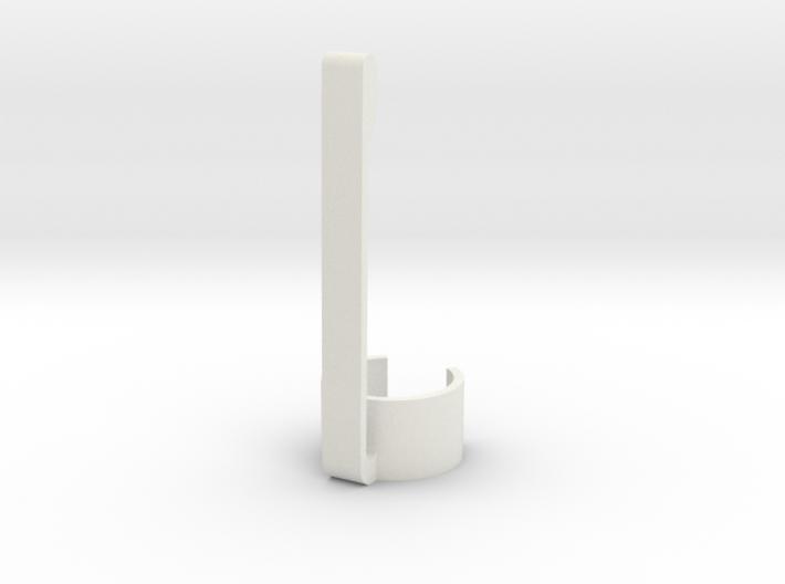 Stylus & Pen Clip - 12.0mm 3d printed