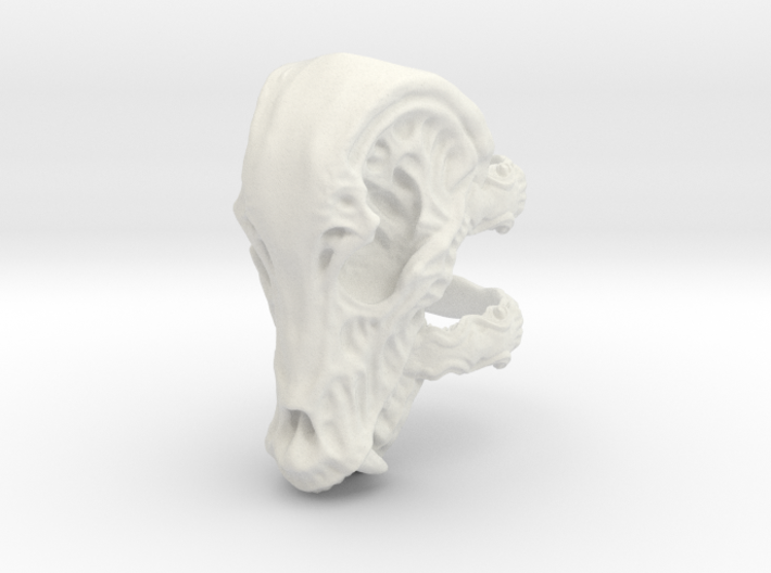 Beastskull_L 3d printed