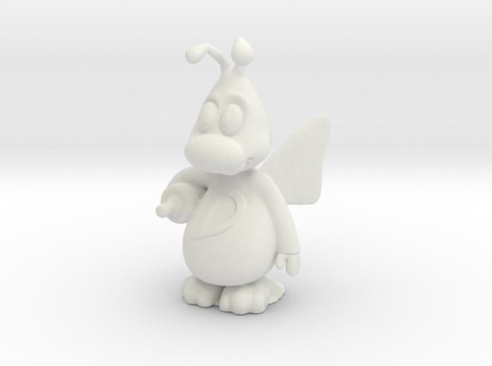 BabyBottleBug 3d printed