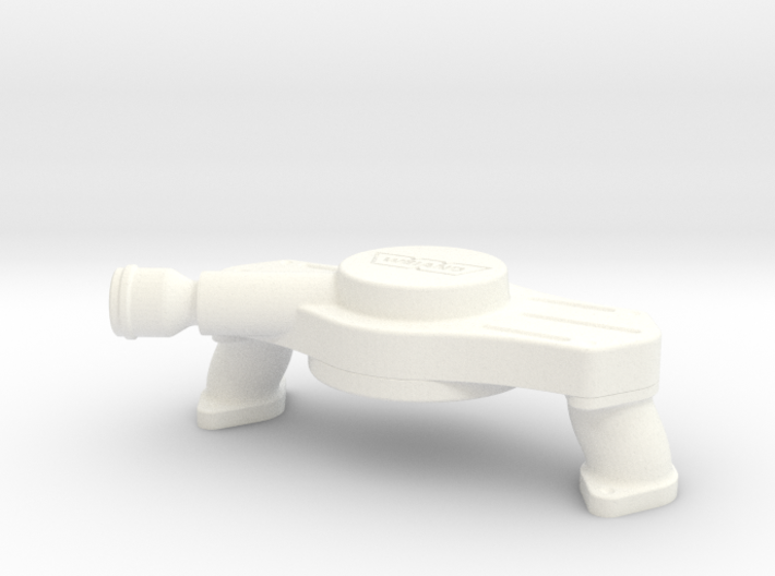 1/12 Big Block Chevy Electric Water Pump 3d printed