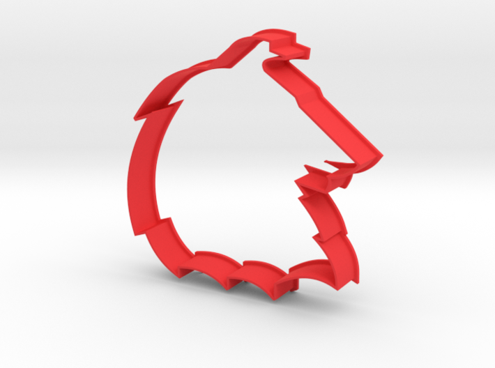 Collie - Cookie Cutter 3d printed