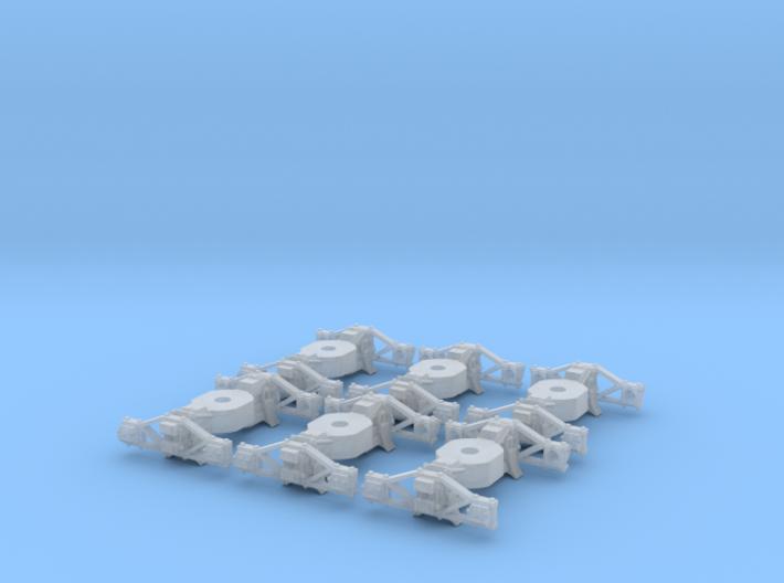 HOT71s x6 3d printed