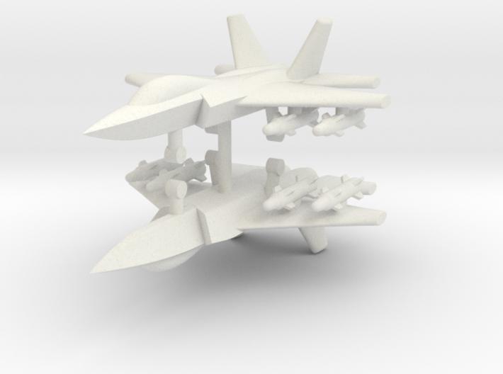 1/285 Shenyang J-31 (External Loadout) (x2) 3d printed