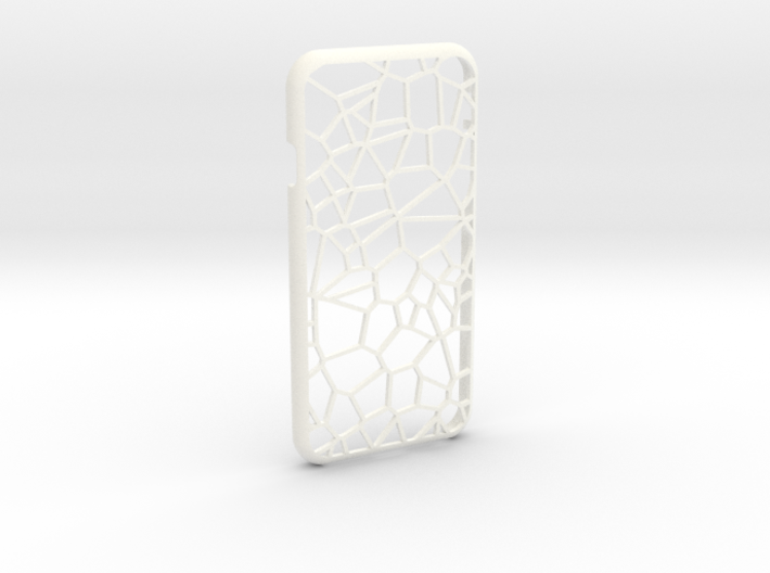 iPhone 6 Vcell case(2mm) 3d printed