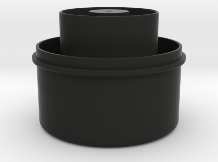 RainFilter Cover (part 1 of 2) 3d printed