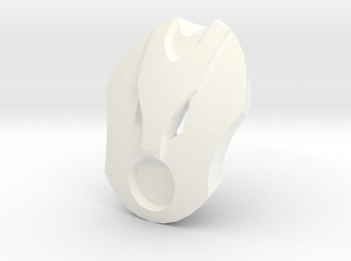 Kanohi Taputu - Mask of Mechanics (Bionicle) 3d printed