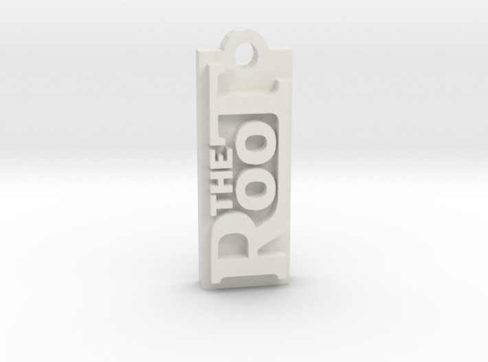 The Root - Bag Tag 3d printed