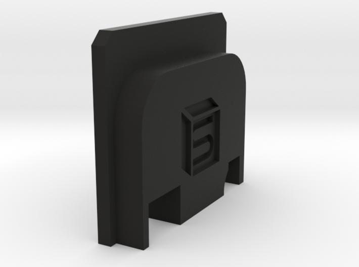 Bbu Backplate Salient 3d printed