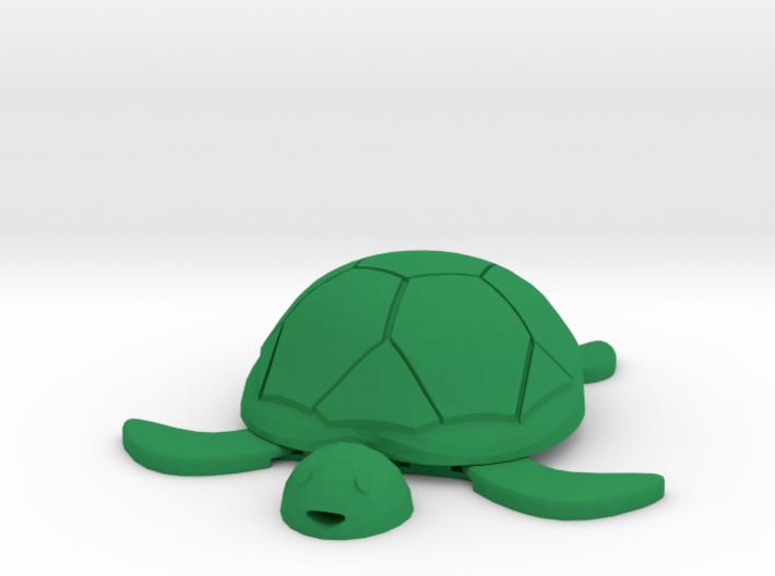 Animal_Turtle 3d printed