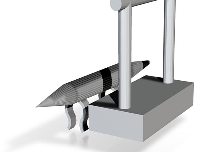 Model Stylus Off Base 3d printed