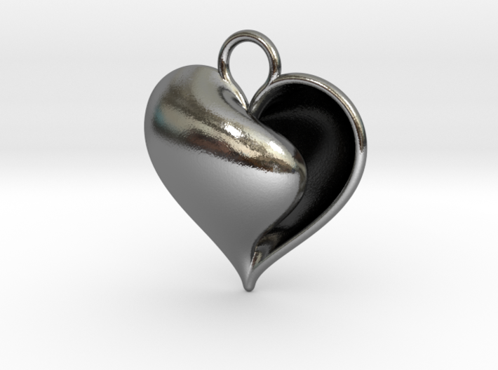 Shy Love (from $12.50) 3d printed