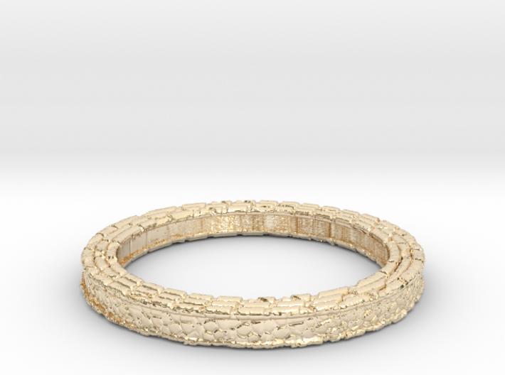 Pendant ring 3d printed