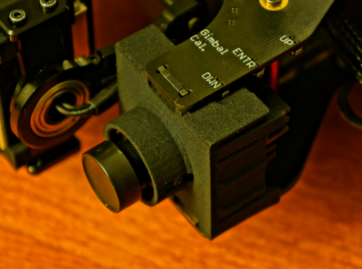 TBS Discovery PRO Camera Holder 3d printed Add a caption...