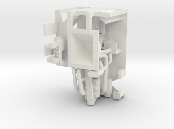 1-220 Engine For X3800 Picasso 3d printed