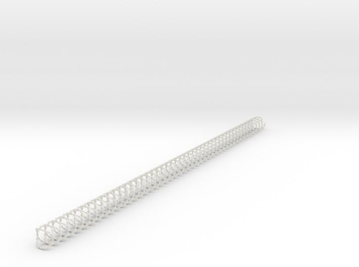 1-56 Razor Wire Concertina 3d printed