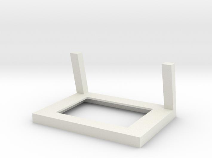 Frame for Shapeways Full Color Photoshaper 3d printed