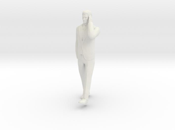 Man Walking 6cm 3d printed