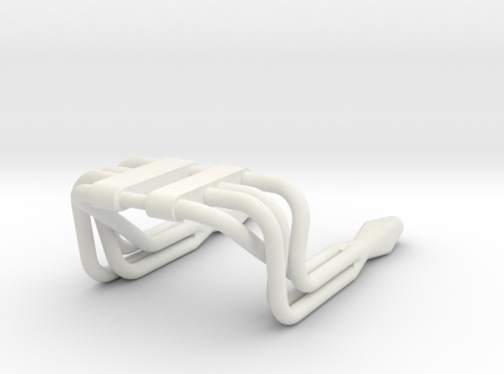 Exhaust Pipes 3d printed