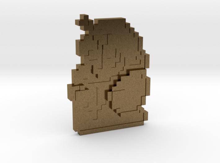 Summoner Charm 3d printed
