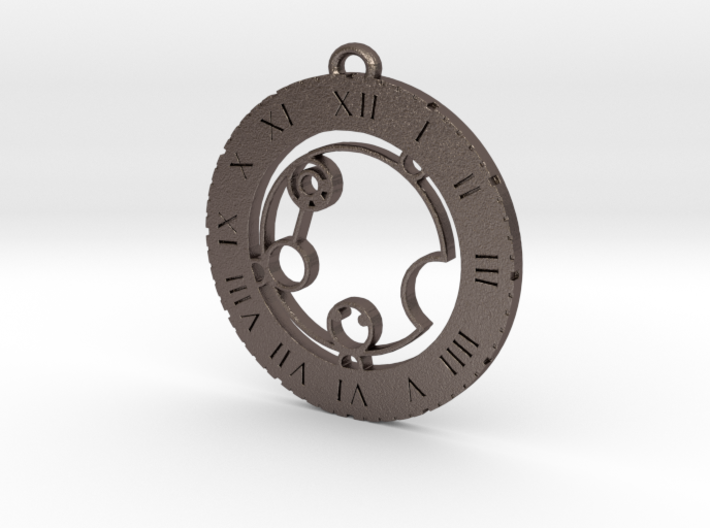 Katalina - Pendant 3d printed