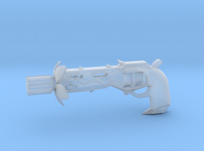 The Rose 3d printed