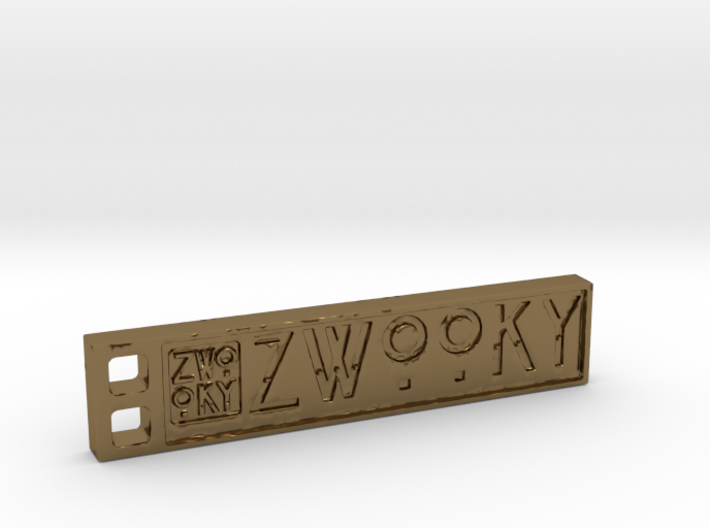 ZWOOKY Style 07 Sample 3d printed