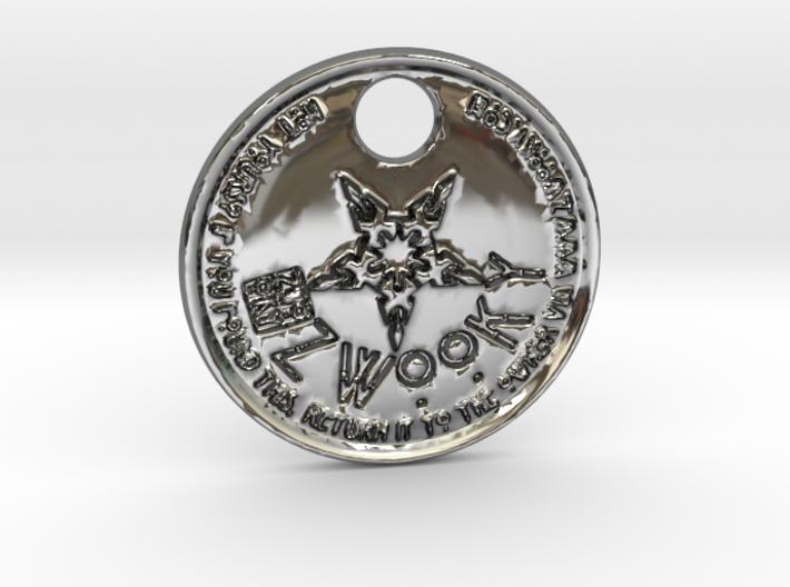ZWOOKY Style 167 - pendant Sokar 3d printed