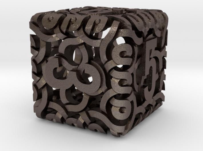 Ring Die6 3d printed