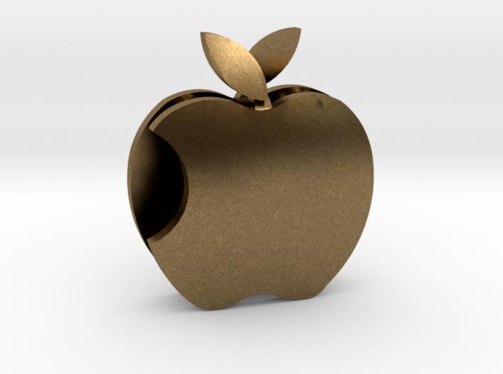 Apple Sculpture 3d printed