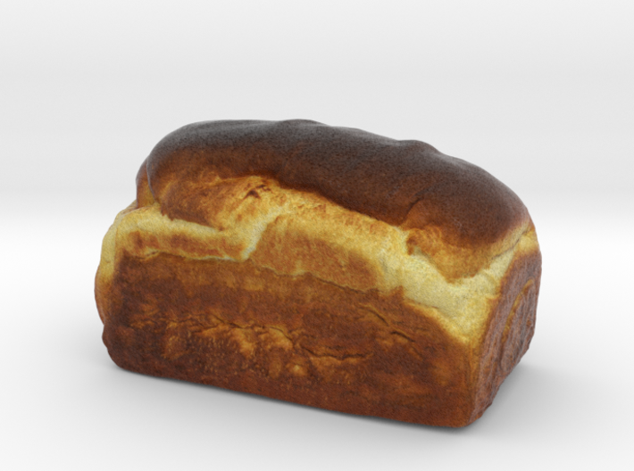 The Bread 3d printed