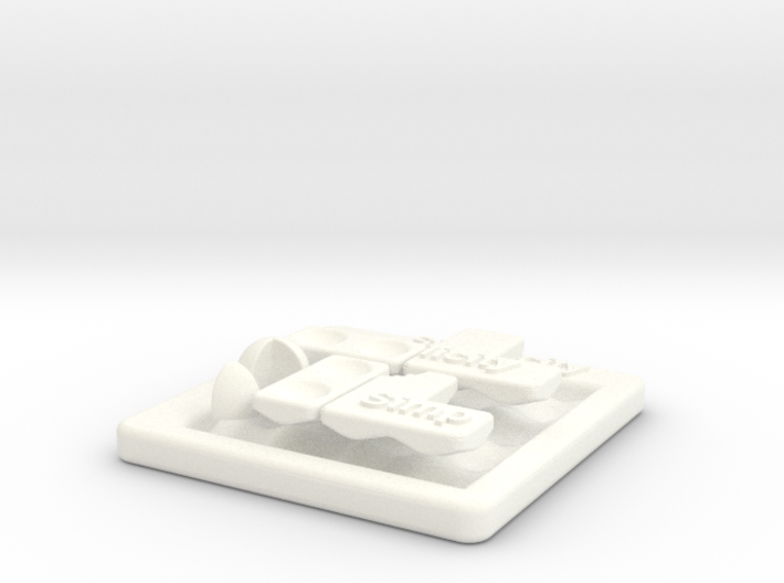 Simplicity Plus 3d printed