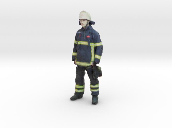 Fireman Joe 3d printed