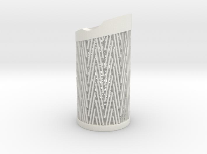Pen Holder Structure 3d printed