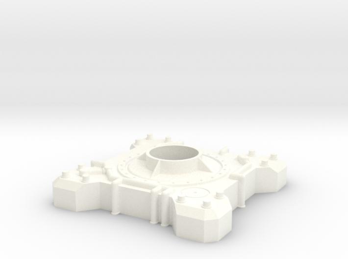 VENOM Thunderball Base. (1 of 8) 3d printed