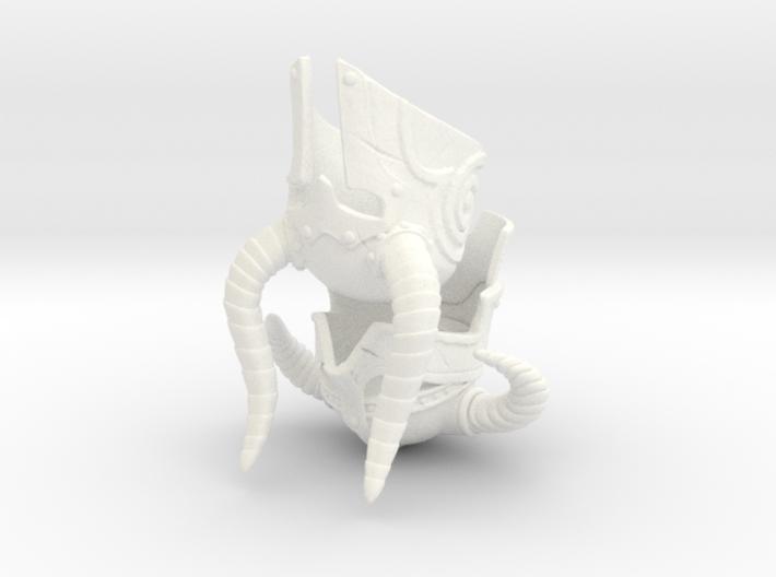 FOD-01-Fantasy Helmets 6inch 3d printed