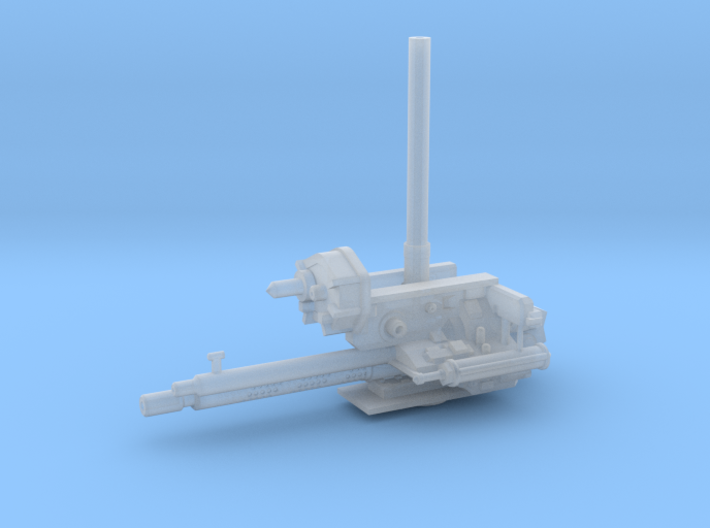 YT1300 DEAGO BELLY TURRET 3d printed