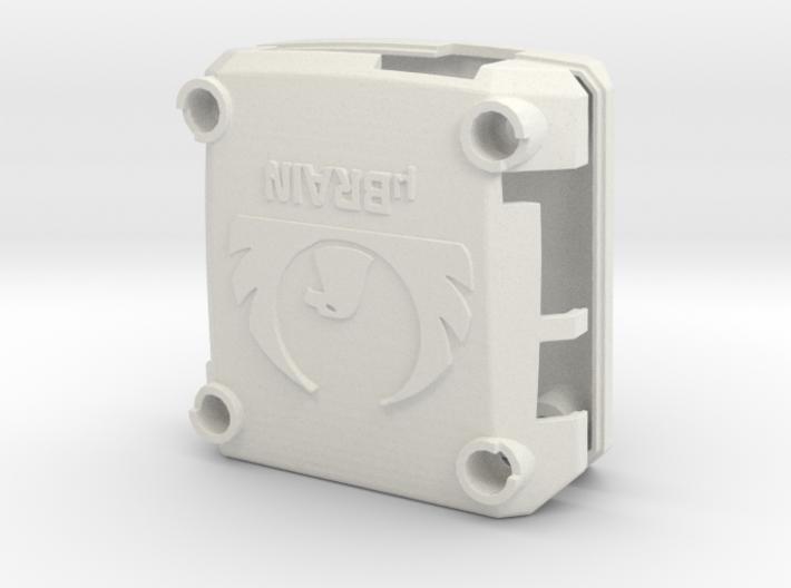 VR UBRAIN Q4/14 3d printed