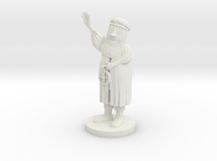Vasco da Gama 3d printed