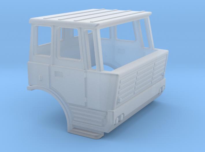 Tatra 813 Kurz 4x4 NVA CS POLEN 1:220 1:200 1:160  3d printed