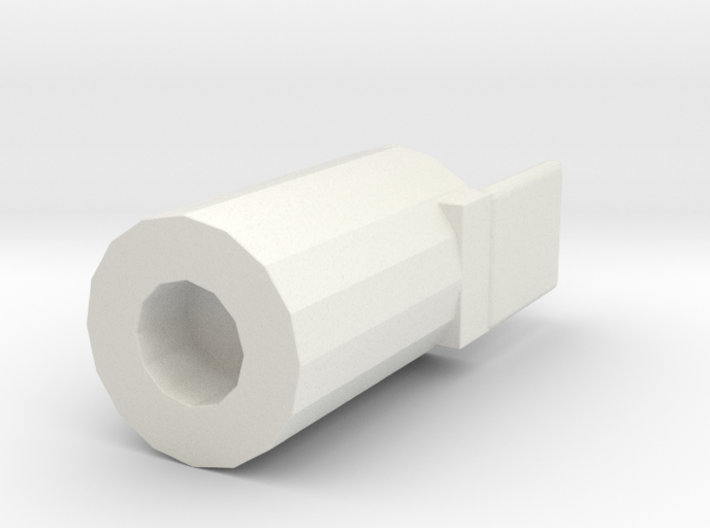 Tritium Holder 3d printed