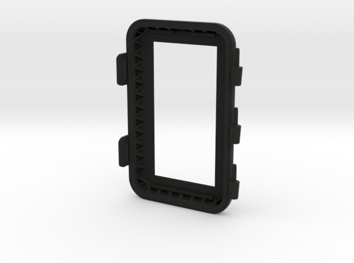 waterproof housing for mobile phones from 3'5 to 5 3d printed